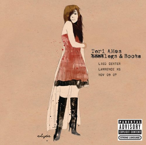 Legs and Boots: Lied Center - Lawrence, KS - November 9, 2007 [Explicit]