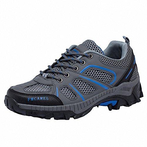 Ben Sports Vêtements de sport de Homme Camping et randonnée Chaussures Femme Homme gris