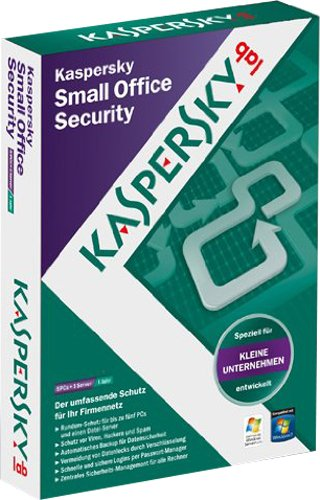Kaspersky Small Office Security Mini-Box