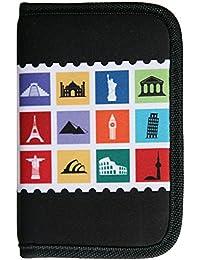 70d521f49 ORB Travel RFID Cartera con organizador interno para tarjetas, pasaporte,  etc.