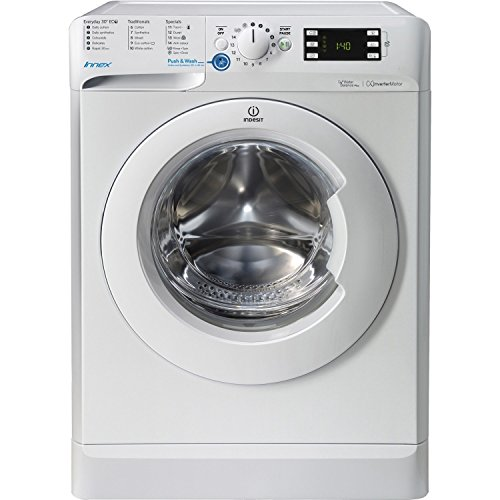 Indesit BWE81483XW 8kg 1400prm Freestanding Washing Machine - White