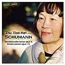 Schumann: Davidsbundlertanze, Kinderszenen Import Edition by Zhu Xiao-Mei (2012) Audio CD