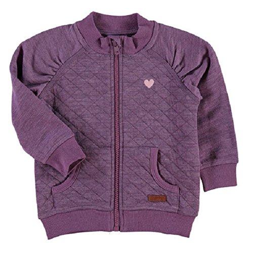 Name It Wassi LS Cardigan Purple Gumdrop 13114405 Kids-134-140