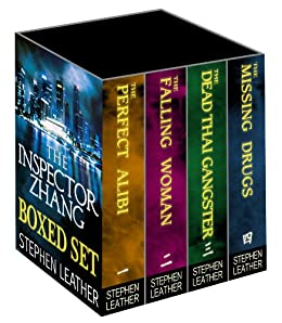 Inspector Zhang Mysteries - The Boxed Set by [Leather, Stephen]