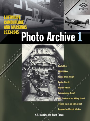 Luftwaffe Camouflage and Markings 1933-1945: Photo Archive 1: No. 1