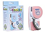 Sld Portable Mini Air Conditioner, Handy Cooler Speed Adjustable,Usb/Bettery Handheld Small Fan Cooler (Pink)
