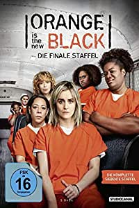 Orange Is the New Black / 7. Staffel [5 DVDs]