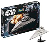 Revell- Imperial Star Destroyer Kit di Modelli in plastica, Multicolore, 03609