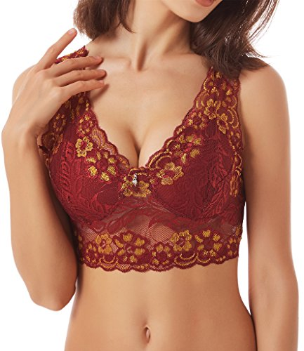 sexylady - Soutien-gorge - Femme Date rouge