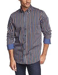 CASAMODA Herren Regular Fit Freizeithemd 442030500-450