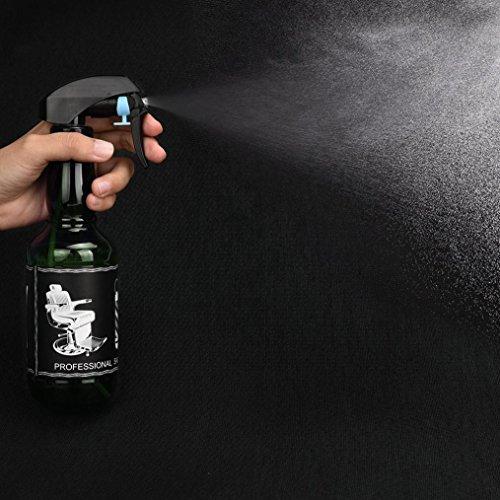 Spray en bouteille de la marque Samlike - Pour les coiffeurs et les salons de coiffure - À base d'eau - Marron - 150 ml
