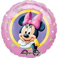 Minnie Mouse Palloncino rotondo Lamina (sgonfio)