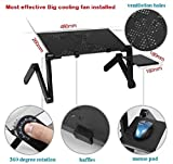 Best 17 3 Laptops - Vtechcom Laptop Table Stand With Cooling Fan Review