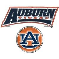 Auburn Slider Golf Cap clip + metal Ball Marker