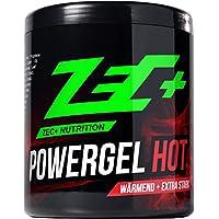 ZEC+ Sportgel POWERGEL HOT | wärmendes SCHMERZGEL | mildert MUSKELKATER | bei GELENK & MUSKELSCHMERZEN | durchblutungsfördernd... preisvergleich bei fajdalomcsillapitas.eu