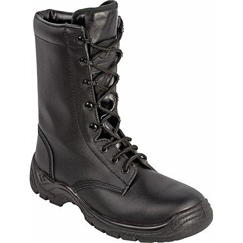 highlander-pathfinder-accion-piel-botas-de-combate-militares-hombre-negro-uk-size-9-eu-43-us-95-10