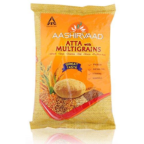 Aashirvaad Atta Multigrains, 1 kg