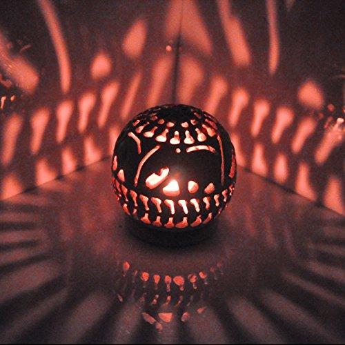 hashcart-79-cm-handgeschnitzt-speckstein-teelichthalter-mit-elefant-und-blumen-carving