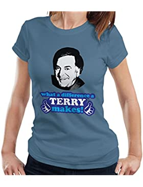 What A Difference A Terry Makes Women's T-Shirt