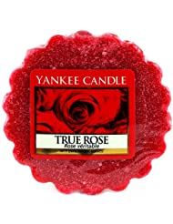 Yankee Candle (Bougie) - True Rose - Tartelette en cire