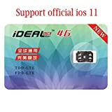 HLHN Carte SIM de déverrouillage Pour déverrouiller votre iPhone sur n'importe quel réseau Pour Iphone7+ 7plus + 6Plus + 6S...