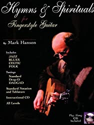 Hymns & Spirituals for Fingerstyle Guitar by Mark Hanson (2005-10-01)
