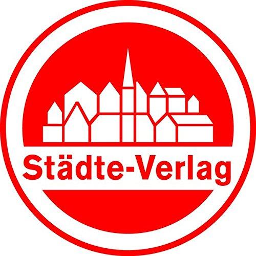 Kassel: 1:18500 (und Innenstadtvergrößerung 1:10000 ) (Städte-Verlag Stadtpläne)