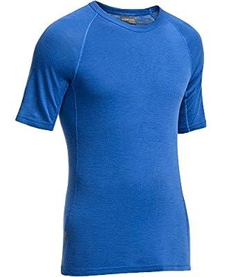 Icebreaker Herren Unter Hemd Kurzarm T-Shirt Everyday Shortsleeve Crewe von Icebreaker bei Outdoor Shop
