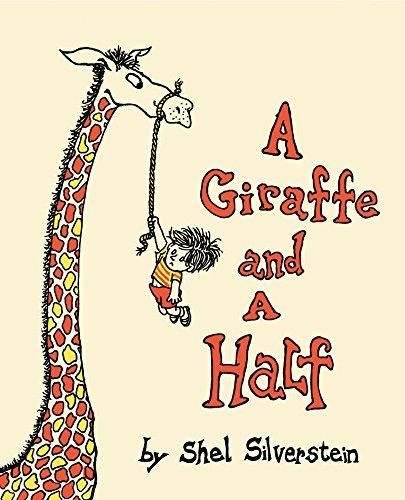 A Giraffe and a Half por Shel Silverstein