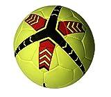 10_Indoor-Fussball / Lisaro Indoorballpaket aus Echt valurleder - 2