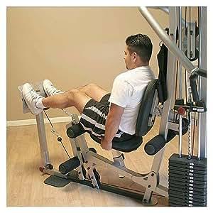 Powerline BSGLPX Attache presse à cuisses pour station de gym BSG10X