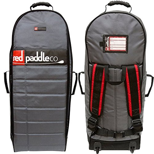 Red Paddle Co Boardbag 2.0 mit Rollen Inflatable iSUP Stand Up Paddle Board SUP (Board Paddle Tasche)