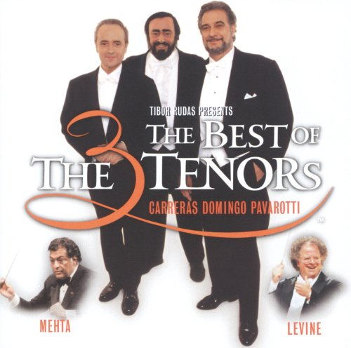 The Three Tenors - The Best of...