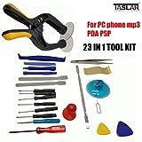 Taslar 23 in 1 Universal Screwdriver Set Screen Removal Opening Repair Tool Kit