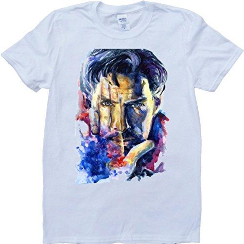 Die Zu Fuß Tot Michonne Weiß Benutzerdefinierten Gemacht T-Shirt Weiß