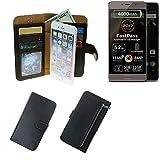 Portemonnaie Schutz Hülle für Allview P9 Energy Lite