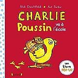 Charlie Poussin va à l'école