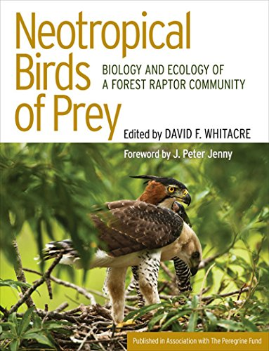 Neotropical Birds of Prey: Biology and Ecology of a Forest Raptor Community (Published in Association with the Peregrine Fund) (English Edition)