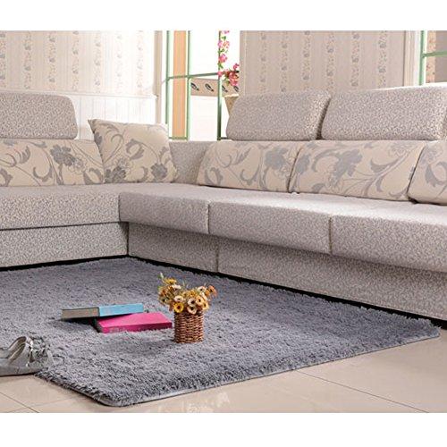 Best Price Super Soft Morden Shaggy Area Rug Pad Living Room Carpet Bedroom Rug Sitting Room