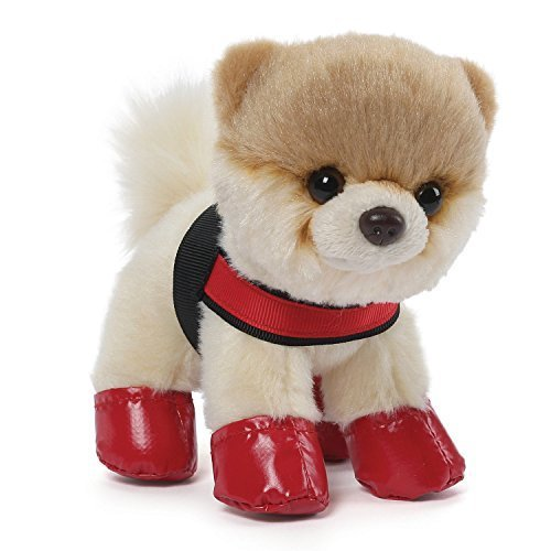 GUND Itty Bitty Boo Rain Boots and Harness by Gund Harness Boot