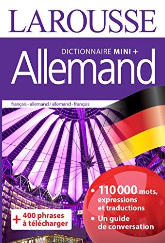 Dictionnaire mini plus allemand par Collectif
