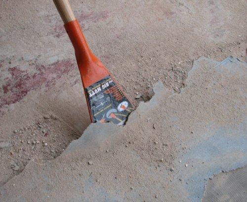 Roughneck 64396Big Mutt Multi Scraper 9Zoll x 17,8cm