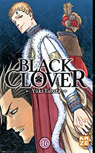 Black Clover Edition simple Tome 16