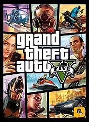 Grand Theft Auto V + Shark Cash $5,00,000 Rockstar PC Download Code (NO CD/DVD)