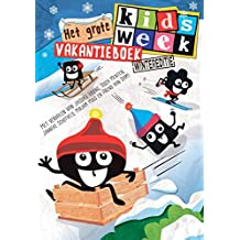 Het grote Kidsweek vakantieboek - wintereditie