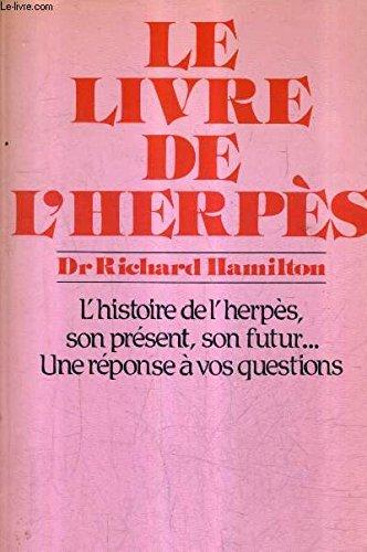 Le livre de l'herpès par Richard Hamilton