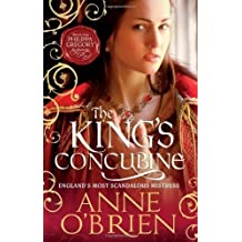 The King's Concubine by Anne O'Brien (2012-05-04)