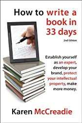 How to Write a Book in 33 Days (English Edition)