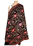 #8: Indian Fashion Guru - Beautiful Embroidery shawl for women