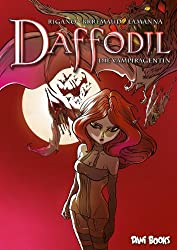 Daffodil - Die Vampiragentin (German Edition)